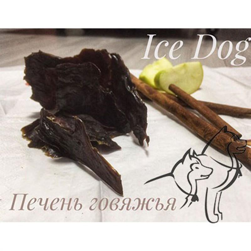 Лакомтсва для собак из говяжьей печени